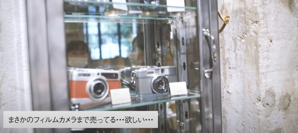 TRAVELER'S FACTORY KYOTO カメラ