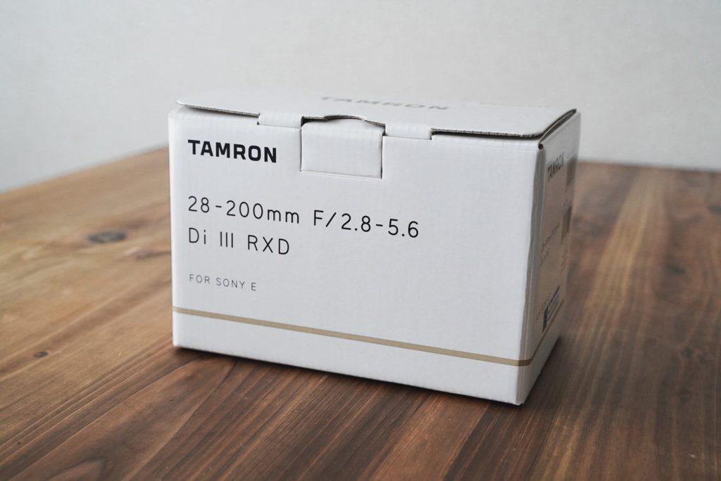 タムロン tamron 28-200mm